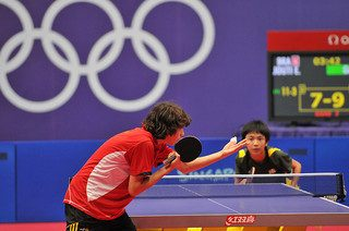 Table tennis rules official rules regulations of table for Table tennis serving rules